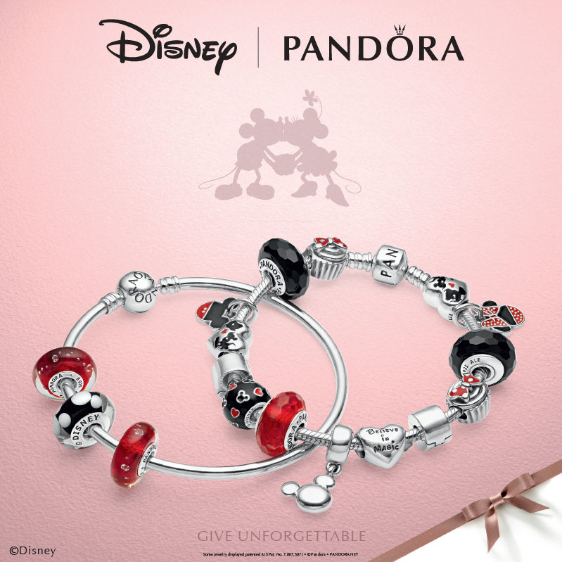 pandora en estore love bracelet tree set anklet of gift