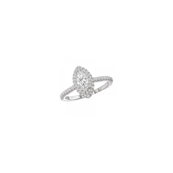 Engagement Ring by Romance Diamond