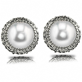Earrings by Imperial Pearls