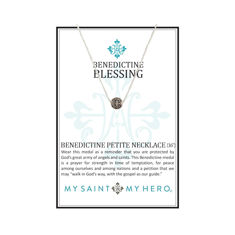 Necklace by My Saint My Hero
