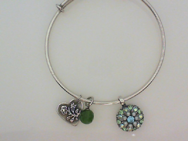 Bracelet by Mariana:  Live in Color