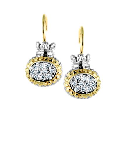Earrings by Vahan